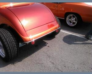 Mcmillan Rod and Custom - Bumpers