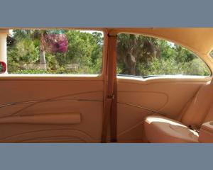 37 roadster with quarter inch interior trim. Photos are courtesy of LB Custom Interiors from Louisville, KY.